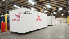 Go Mini's is the only company in the Louisville, KY-area to offer a 20 foot portable moving or storage container, this 20 foot unit has 29% more loading space than competitor's largest units.