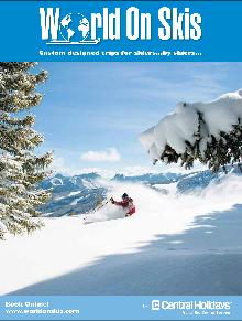 World On Skis Brochure 2012 - 2013