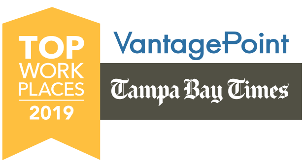 2019 Top Workplace Tampa Bay Times