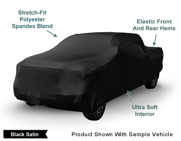 Satin Shield Truck Cover