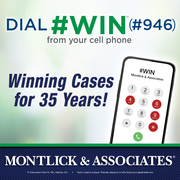 Montlick & Associates launched a new customer service initiative to make it faster and easier for potential clients to speak with a Montlick attorney and protect their legal rights.