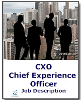 CXO Job Description - Hardest job to fill – Chief Experience Officer according to Janco