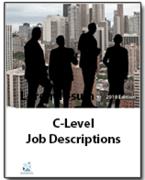 C-Level Job Descriptions for Information Technology
