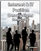 Over 300 full IT Job Descriptions ready to use