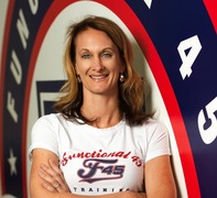 F45 co-owner and trainer Kim Postema combines a love of physical activity with a passion for working with people.