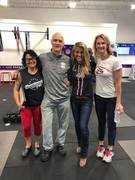 Kentucky's first three F45 franchises are female owned and operated by fitness enthusiast and orthopaedic surgeon Stacie Grossfeld, and certified personal trainers Kim Postema and Melissa Goodlett.