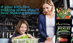 How to make pickles.