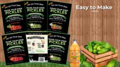 Pickle Pouches