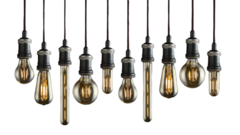 SMAlux LED filament bulb