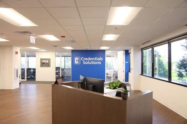 Credentials Solutions has moved to a new headquarters in Deerfield, IL