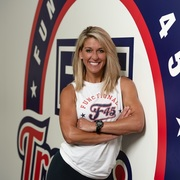 Melissa Goodlett is a co-owner of the three F45 locations in Louisville, Kentucky and a certified fitness trainer who is thrilled to be a part of the F45 Training franchise.