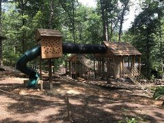 The Adventure Playground at The Adventure Park at Long Island is ready for adventurous 3-6-year-olds to discover.
