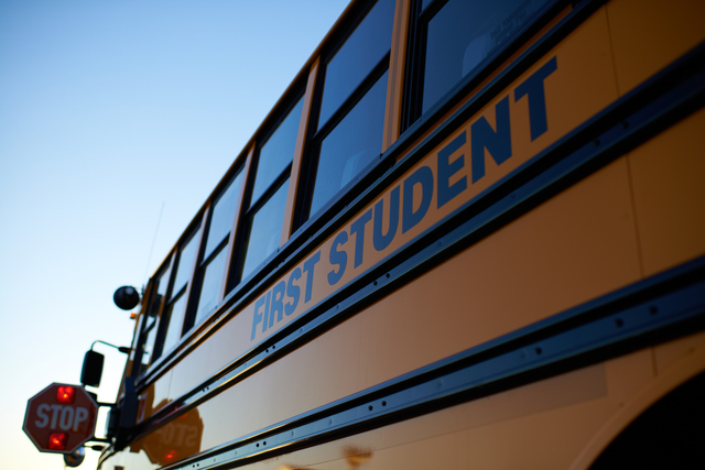 The Hattiesburg Public School District has selected First Student to provide busing services for nearly 4,000 students.