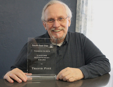 Pat Prince's Goldmine Podcast re: Travis Pike Reissues and Awards