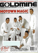Goldmine Motown Magic Cover-September-2019