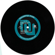 "Travis Pike's Tea Party Mousetrap Reissue of ""If I Didn't Love You Girl"" 45"