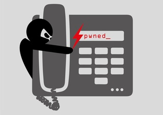 Danger over the phone / Researchers at Fraunhofer SIT find serious security flaws in VoIP telephones