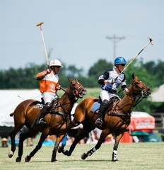 SkyView Partners' Polo Team Falls to Merrill Lynch in Polo Classic Championship