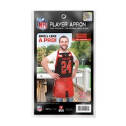 Party Animal NFL Uniform Apron (in package)