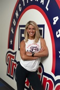 Goodlett helped to bring F45, Louisville's latest fitness craze, to fruition; opening three studios with her business partners Dr. Stacie Grossfeld and certified fitness trainer Kim Postema.