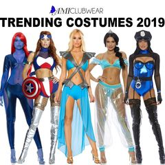 First Look: Sexy Costume Ideas For Halloween 2019