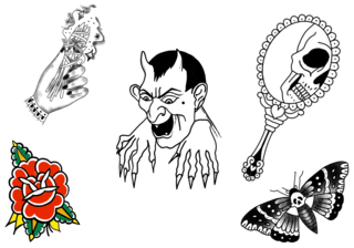 NYC Tattoo Shop Celebrates Halloween With $31.00 Halloween Flash Tattoo Special for all of October