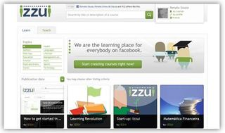 Izzui, E-Learning App for Facebook, Is Unveiled at TechCrunch Disrupt