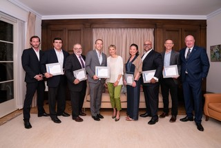 Eight new Greater Zurich Honorary Ambassadors