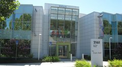 The eBay campus in San Jose, host of the Joomla World Conference.