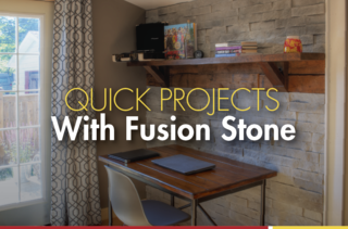 Fusion Stone Talks About Quick Projects