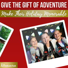 """Better Than Stuff"" - Shopping For Adventure Gifts from The Adventure Park at Storrs"