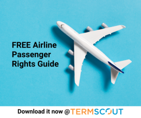 TermScout Releases FREE Passenger Rights Guides for Top-Ten U.S.Airlines