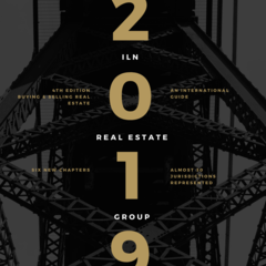 "ILN Announces Fourth Release of ""Buying & Selling Real Estate: An International Guide"""