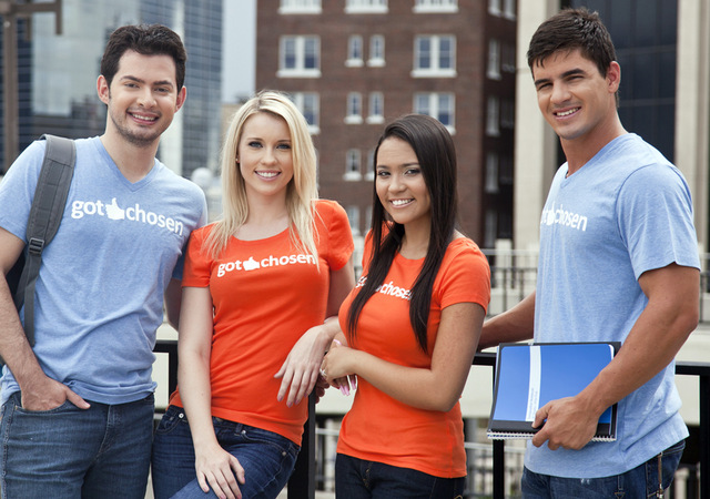 Our college dreams began at GotChosen.com