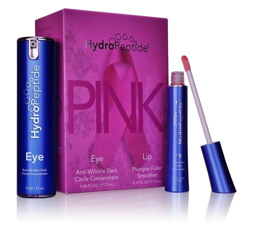 HydroPeptide's Pink Kit.