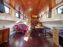 Amsterdam Holiday Rental Houseboat
