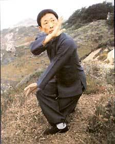 Master Bok-Nam Park