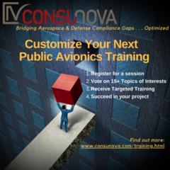ConsuNova introduces world's 1st Customized Avionics Public Training Series