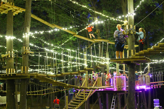 Nashville's Largest - The Adventure Park - Reopens for 2020 Season March 14  With Special Day & Night Event Fea…
