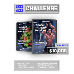 "Sadik Fitness Announces Spring 2020 ""Beyond the Physique"" Fitness Challenge"