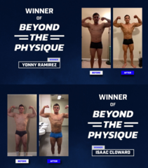 "Sadik Fitness Announces Spring 2020 ""Beyond the Physique"" Fitness Challenge Winners"
