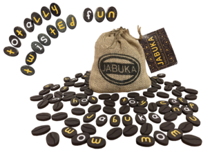 The Buzz in Word Games: JABUKA