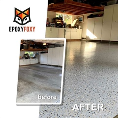 Epoxy Foxy Floor Coatings Introduces New Contactless Epoxy Flooring Quote And Service