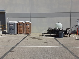 How Moon Portable Restrooms Has Stepped Up to Serve the City of Louisville, KY During the Covid-19 Crisis
