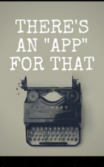 There's An App For That Has a Whole New Meaning