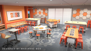 Hertz Furniture Lead Designer Marianne Box Wins National Design Contest - 2nd Year In A Row