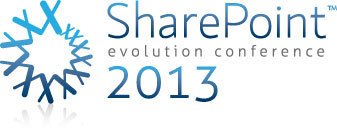 The SharePoint Evolution Conference 2013