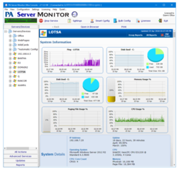 Power Admin Offers Powerful Network and Server Monitoring Software Solutions
