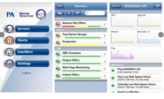 Power Admin Provides Easy Access to Agentless Networking Monitoring Solutions