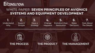 "ConsuNova releases a new Avionics Whitepaper, ""Seven Avionics Principles to Optimize Systems, Hardware, and Softwar…"